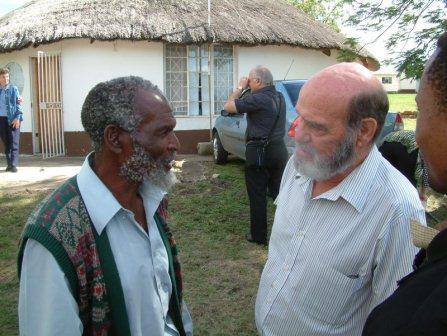 Elias Simelane & Nick Dekker